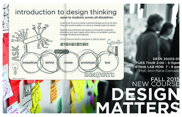 Design Matters poster