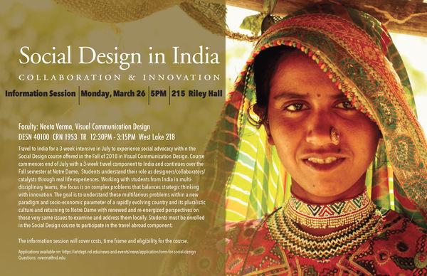 Social Design in India: Collaboration & Innovation