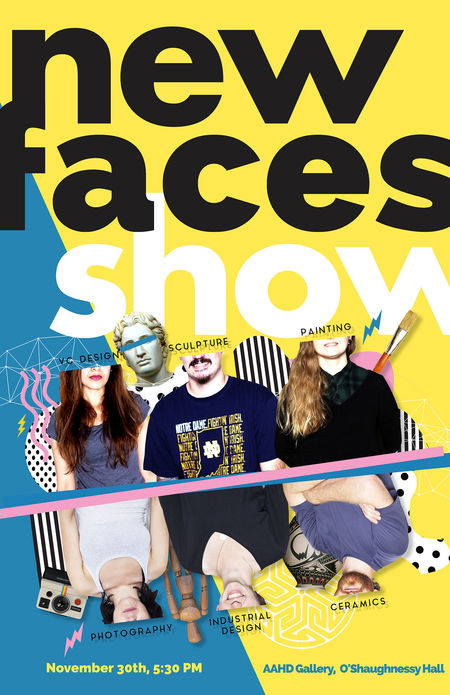 New Faces Exhibition