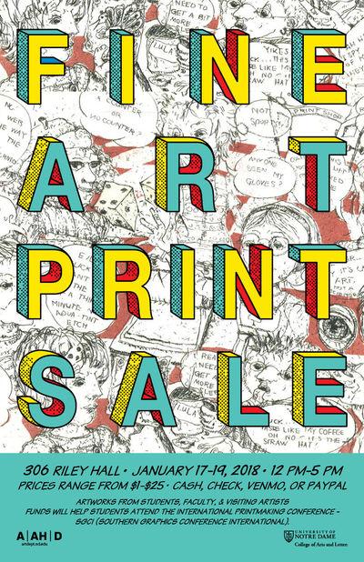 Fine Art Print Sale