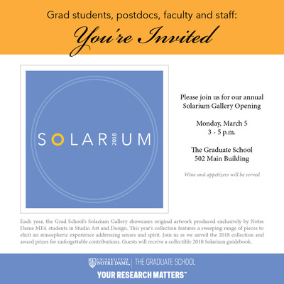 Solarium Invite Updated