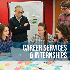 Career Services Internships