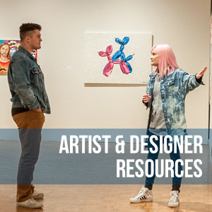 Artist Designer Resources