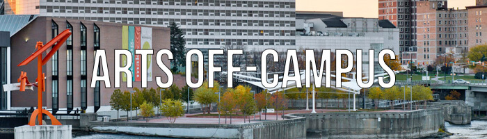 Arts Off-Campus