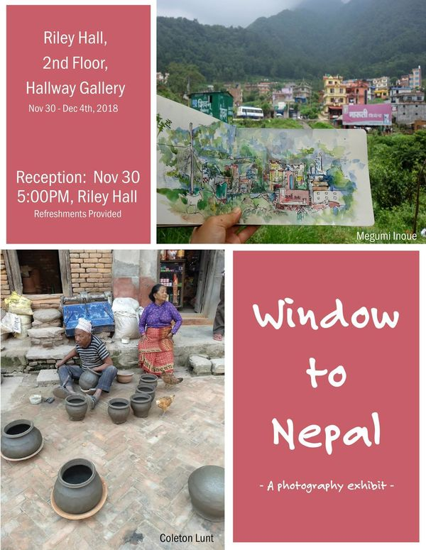 Window to Nepal - A photography exhibit