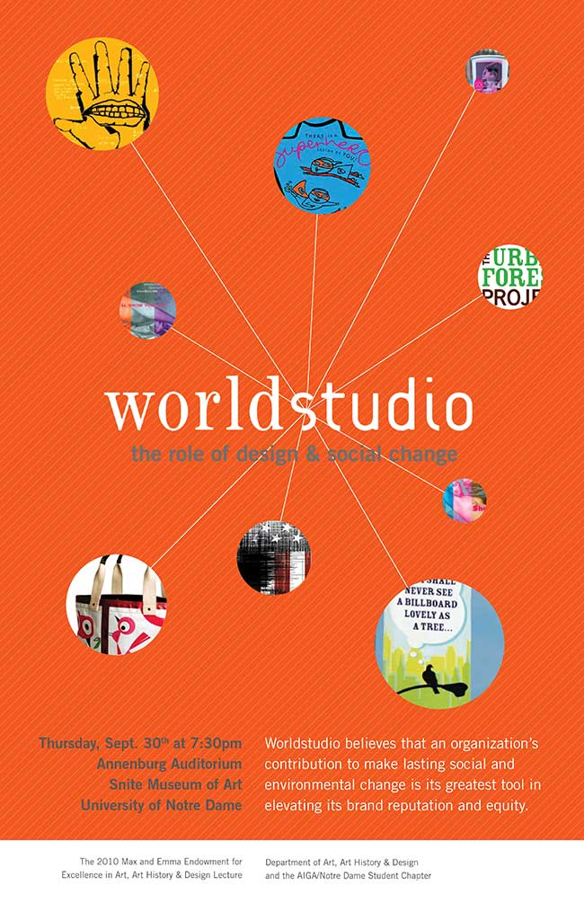 WorldStudio Poster
