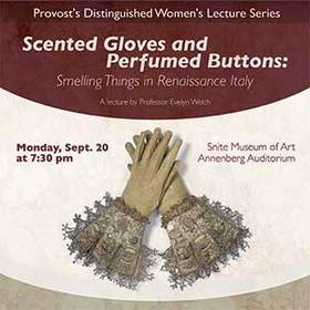 Scented Gloves and Perfumed Buttons, poster by Mayra Duarte